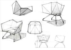 Imagini pentru chair design sketches