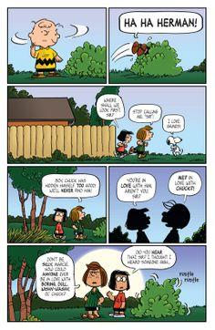 KaBOOM Peanuts Series 2, #8 - Ha Ha Herman 2