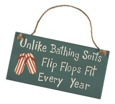 Love this Blue & Cream 'Flip Flops Fit' Wall Sign by Collins on Pool Signs, Beach Signs, Lake Signs, Flip Flop Quotes, My Pool, Beach Pool, Beach Bum, Beach Quotes, Vintage Posters