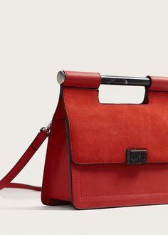 Táskák for Női Fashion Handbags, Purses And Handbags, Leather Handbags, Leather Bag, Diy Handbag, Diy Purse, Handmade Bags, Handmade Leather, Vintage Bags
