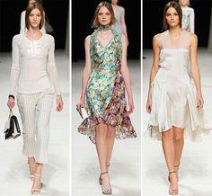 Nina Ricci Spring/Summer 2014 RTW - Paris Fashion Week  #PFW #fashionweek #ParisFashionWeek
