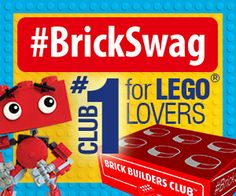 #Review @usfg @brickbuildersclub Love LEGOs? Check out brickswag.com for exclusive brick swag every month with their amazing monthly LEGO #subscriptionbox!