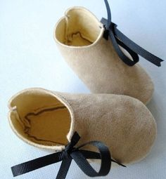 10 Cute Baby Shoes You Can Make