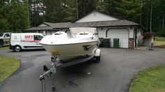 Boat detailing in Tumwater!