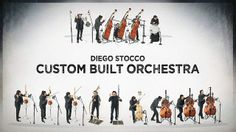 Diego Stocco - Custom Built Orchestra by Diego Stocco.