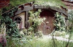 Hobbit Garden cottage