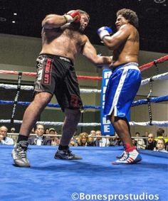 """Former UFC heavyweight title challenger Gabriel """"Napao"""" Gonzaga Victorious in pro boxing debut 