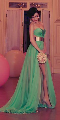 Elegant gorgeous