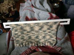 un peu de tricotin