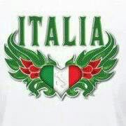 Proud to be Italian!!