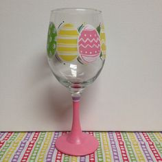 Hey, I found this really awesome Etsy listing at https://www.etsy.com/listing/184078399/easter-egg-cellent-eggs-wine-glass