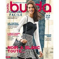 Burda Style HS Couture facile Automne-Hiver 2014 - MAGAZINES