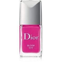 Dior Vernis Trianon ($24) ❤ liked on Polyvore featuring beauty products, nail care, nail polish, shiny nail polish, christian dior and christian dior nail polish