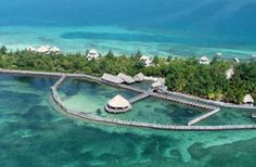Overwater Bungalows in the Caribbean, Caribbean Water Villa Resorts