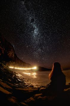 Stargazer : In awe of what I see… ~by justbelightful