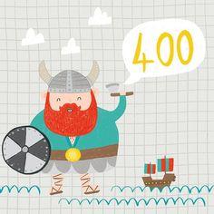 Viking by Milk & Honey Studio