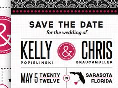 Love the Florida addition - Save The Date Wedding Invitation Cards, Wedding Cards, Invites, Friend Wedding, Wedding Things, Wedding Stuff, Red Yellow Weddings, State Outline, Print Layout
