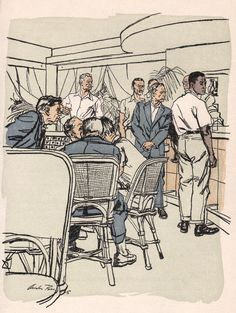Today's Inspiration: Some Austin Briggs for Readers to Digest