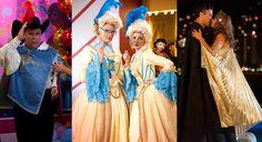 ¡La divertida fiesta de disfraces en 'Por ella... soy Eva'!