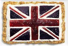 A tasty Union Jack!