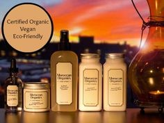 Moroccan Organics with Argan Oil REVIEW! Before & After photos included!
