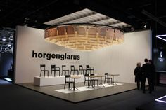horgenglarus at imm cologne 2014 #exhibitdesign #tradeshow #eventprofs