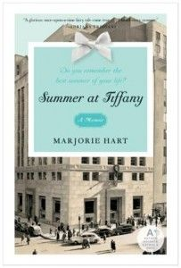 Most delectable memoir of a summer working at Tiffany!