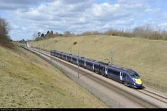 RailPictures.Net Photo: 395 024 South Eastern Trains Class 395 at Lenham, Kent, United Kingdom by Brian Stephenson