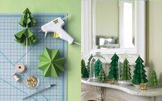 Mostramos varias ideas para hacer adornos navideños para el hogar y ¿por qué no para tu oficina? En virtud de que es un lugar donde abunda tanto papel y otros materiales que te pueden ser muy útil ...
