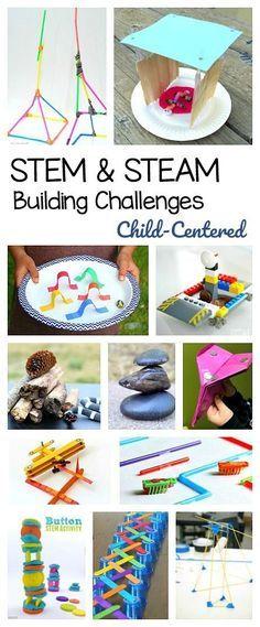 25+ STEM Challenges