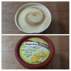 【期間限定】レモンジンジャーフロート