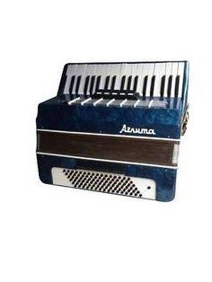 fisarmonica 96 bassi