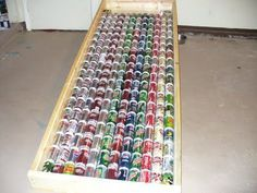 This is very detailed instructions on building your own soda pop can solar heater. It has step-by-step instructions include the output data from the project.