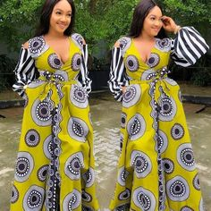 Latest Ankara Dress Styles - Loud In Naija African Maxi Dresses, African Fashion Ankara, Latest African Fashion Dresses, Ankara Dress, African Print Fashion, Africa Fashion, African Attire, African Wear, African Outfits