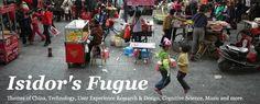 Isidor's Fugue Zhuhai, User Experience, Science, Technology, Tech, Tecnologia, Science Comics