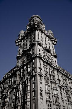 Salvo Palace - Montevideo, Uruguay - Made Lissidini