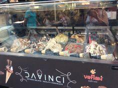 Chocolate Waffles, Gelato, Artisan, Mint, Summer, Home Decor, Ice Cream, Summer Time, Decoration Home