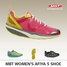 e484e9f44196 Join the movement with these active technical recovery shoes.Get MBT  Women s Afiya 5 Shoe