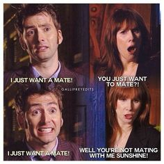 There are some things the TARDIS doesn't translate quite well.. XD #DoctorWho