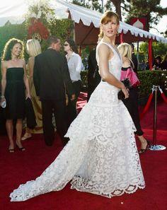 Famous Oscar de la Renta Dresses: Glamour.com