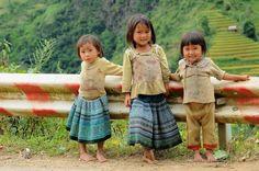 Nét đẹp và hồn nhiên của trẻ em vùng cao Chia Sẻ Thông Báo dịch vụ văn hóa tại tp quy nhơn
