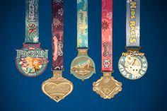 'Cool' Bling Highlights Disney Princess Half Marathon Weekend Medals - YAYYYYYYY!!!!!!