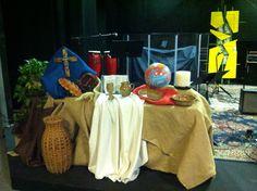 World Communion Sunday 2013. 162east @ First UMC Gastonia