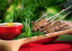 Pig on a Stick from FoodNetwork.comsounds good