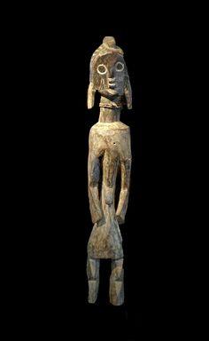 Sculpture Mumuye Exposition Nigeria. Arts de la vallée de la Bénoué au musée du quai Branly (Paris)
