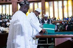Welcome to NewsDirect411: Nigeria Senate Investigate Disappearance of 2016 B...