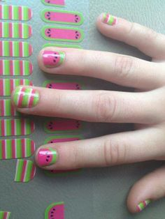 Mommy and Me #manicure : Easy to apply, chemical free, safe for kids & pregnant women. Coordinate with your daughter for special events! No mess, no spill. Tons of cute or funky designs! You could even design your own custom nail wraps!  www.AccessorizedMom.com