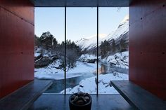 Landscape hotel Noorwegen Roomed