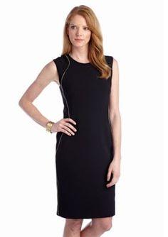 Taylor  Sleeveless Sheath Dress