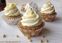 Oreo Cupcakes, Mini Cupcakes, Cake Recept, Easy Cooking, Cake Pops, Sweet Tooth, Dessert Recipes, Food And Drink, Cheesecake